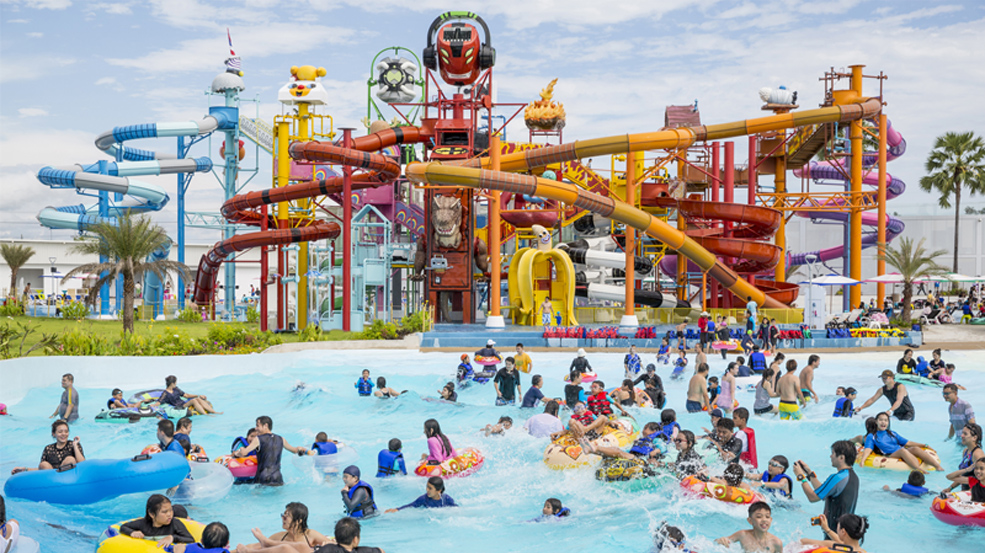 Cartoon Network Water Park