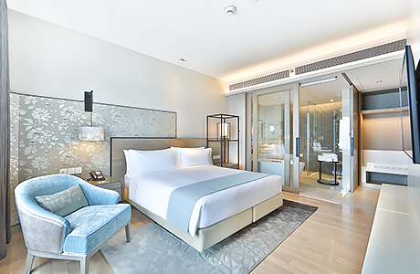 One Bedroom Suites at HolidayInn Rayong