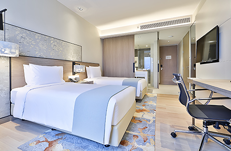 Executive Suite at HolidayInn Rayong
