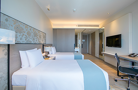 Superior Rooms at HolidayInn Rayong